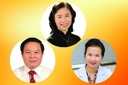 Các chuyên gia nhãn khoa hàng đầu Việt Nam